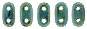 CzechMates Bar: Turquoise - Bronze Picasso