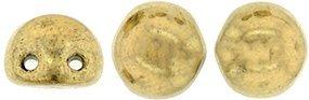CzechMates Cabochon 7mm: Bronze