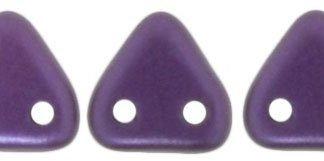 CzechMates Triangle: Pearl Coat - Purple Velvet