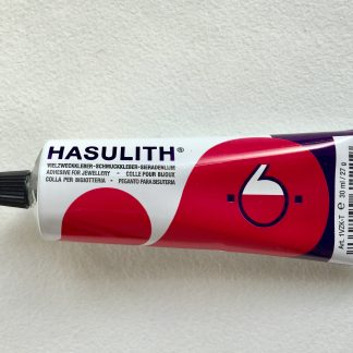 Hasulith jewelry glue