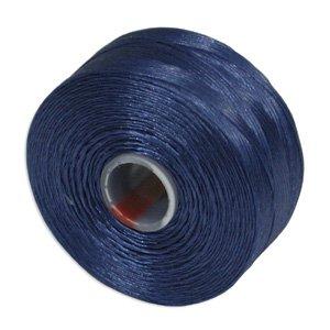 S-Lon bead cord D: Capri Blue