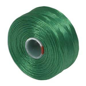 S-Lon bead cord D: Green