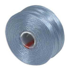 S-Lon bead cord D: Light Blue