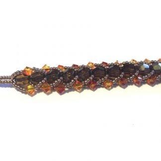06-05: Bead pattern 'Flat spiral'