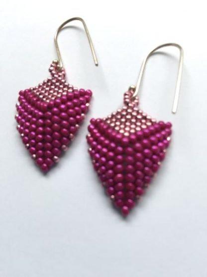 05-13: Triangle earrings