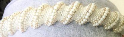 05-13: Bead pattern 'Bubble bracelet continued'