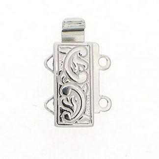 De metalen sloten van Claspgarten zijn mooi in kwaliteit en zijn te koop bij kralenwinkel Limited Edition in Den Haag in de maat 12597-02-06.