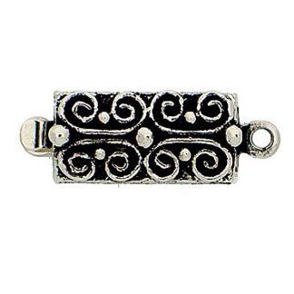De metalen sloten van Claspgarten zijn mooi in kwaliteit en zijn te koop bij kralenwinkel Limited Edition in Den Haag in de maat 13495-01-25.