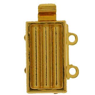 De metalen sloten van Claspgarten zijn mooi in kwaliteit en zijn te koop bij kralenwinkel Limited Edition in Den Haag in de maat 14843-02-01.