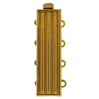De metalen sloten van Claspgarten zijn mooi in kwaliteit en zijn te koop bij kralenwinkel Limited Edition in Den Haag in de maat 14843-04-01.