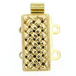 De metalen sloten van Claspgarten zijn mooi in kwaliteit en zijn te koop bij kralenwinkel Limited Edition in Den Haag in de maat 18593-02-32.