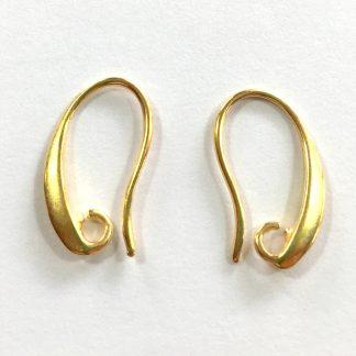 Deze mooie oorsieraden van Designer Quality zijn te koop bij kralenwinkel Limited Edition in Den Haag in de kleur goud.