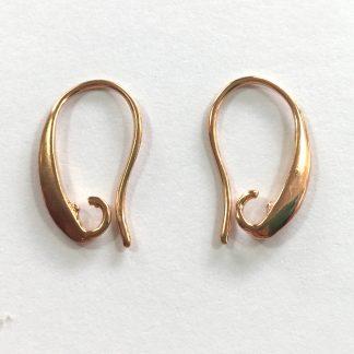Deze mooie oorsieraden van Designer Quality zijn te koop bij kralenwinkel Limited Edition in Den Haag in de kleur rosé goud.