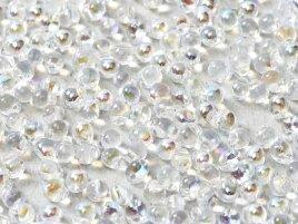 Miyuki Drops kralen zijn te koop bij kralenwinkel Limited Edition in Den Haag, waaronder ook de kleur 55009 Crystal AB.