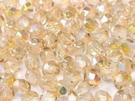 De glazen Fire Polished beads worden veel gebruikt in sieraden patronen en zijn te koop bij kralenwinkel Limited Edition in Den Haag in de kleur 00030-98534.
