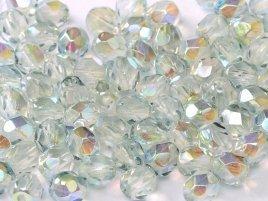 De glazen Fire Polished beads worden veel gebruikt in sieraden patronen en zijn te koop bij kralenwinkel Limited Edition in Den Haag in de kleur 00030-98538.