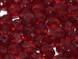 De glazen Fire Polished beads worden veel gebruikt in sieraden patronen en zijn te koop bij kralenwinkel Limited Edition in Den Haag in de kleur 90110.