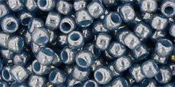 De rocaille 8/0 van het Japanse merk TOHO kan gebruikt worden om de gaafste sieraden mee te maken en zijn te koop bij kralenwinkel Limited Edition in Den Haag in de kleur TR-08-455.