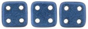De CzechMates QuadraTile glaskraal word veel gebruikt in sieraad patronen en is te koop bij kralenwinkel Limited Edition in Den Haag in de kleur 79031MJT.