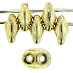 De SuperDuo glaskraal word veel gebruikt in sieraad patronen en is te koop bij kralenwinkel Limited Edition in Den Haag in de kleur 26440CR.