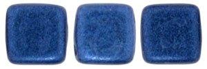 De Tile Bead van het merk CzechMates is 6mm en leuk te combineren met andere two hole beads en is te koop bij kralenwinkel Limited Edition in Den Haag in de kleur 79031MJT.