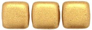 De Tile Bead van het merk CzechMates is 6mm en leuk te combineren met andere two hole beads en is te koop bij kralenwinkel Limited Edition in Den Haag in de kleur K0171.