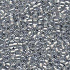 De rocaille seed bead van het Japanse merk Miyuki is te koop bij kralenwinkel Limited Edition in Den Haag in de maat 06-4602.