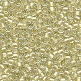 De rocaille seed bead van het Japanse merk Miyuki is te koop bij kralenwinkel Limited Edition in Den Haag in de maat 06-4603.