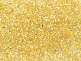 De rocaille seed bead van het Japanse merk Miyuki is te koop bij kralenwinkel Limited Edition in Den Haag in de maat 08-0003.