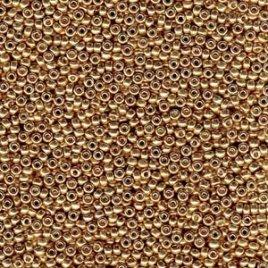 De rocaille seed bead van het Japanse merk Miyuki is te koop bij kralenwinkel Limited Edition in Den Haag in de maat 08-4204.