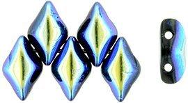 De Gemduo kraal van Matubo is erg leuk om te gebruiken in patroontjes en is te koop bij kralenwinkel Limited Edition in Den Haag in de kleur X23980.
