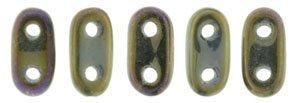 De CzechMates Bar glaskraal word veel gebruikt in sieraad patronen en is te koop bij kralenwinkel Limited Edition in Den Haag in de kleur 21415JT.