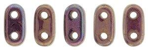 De CzechMates Bar glaskraal word veel gebruikt in sieraad patronen en is te koop bij kralenwinkel Limited Edition in Den Haag in de kleur LH74020.