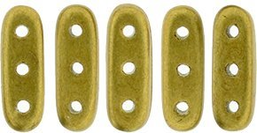 De CzechMates Beam glaskraal word veel gebruikt in sieraad patronen en is te koop bij kralenwinkel Limited Edition in Den Haag in de kleur 77052CR.