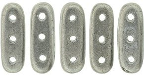 De CzechMates Beam glaskraal word veel gebruikt in sieraad patronen en is te koop bij kralenwinkel Limited Edition in Den Haag in de kleur 77053CR.