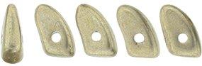 De CzechMates Prong glaskraal word veel gebruikt in sieraad patronen en is te koop bij kralenwinkel Limited Edition in Den Haag in de kleur 77056CR.