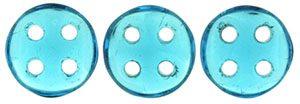 De CzechMates QuadraLentil glaskraal word veel gebruikt in sieraad patronen en is te koop bij kralenwinkel Limited Edition in Den Haag in de kleur 60150.