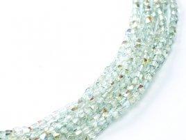 De glazen Fire Polished 2mm beads worden veel gebruikt in sieraden patronen en zijn te koop bij kralenwinkel Limited Edition in Den Haag in de kleur 02010/98538.