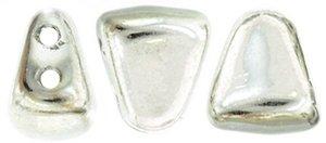 De Matubo Nib-bit glaskraal word veel gebruikt in sieraad patronen en is te koop bij kralenwinkel Limited Edition in Den Haag in de kleur 27000CR.