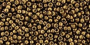 De rocaille 11/0 van het Japanse merk TOHO kan gebruikt worden om de gaafste sieraden mee te maken en zijn te koop bij kralenwinkel Limited Edition in Den Haag in de kleur TR-11-PF594.