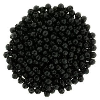 Deze ronde 2mm glaskralen worden vaak gebruikt in armband of ketting patronen en zijn te koop bij kralen winkel Limited Edition in Den Haag in de kleur K-23980.