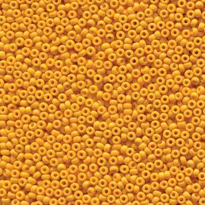 De rocaille seed bead van het Japanse merk Miyuki is te koop bij kralenwinkel Limited Edition in Den Haag in de maat 11-4453.