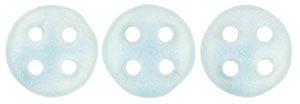 De CzechMates QuadraLentil glaskraal word veel gebruikt in sieraad patronen en is te koop bij kralenwinkel Limited Edition in Den Haag in de kleur S6C6310.