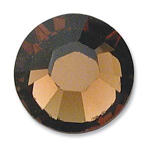 Swarovski kristal is te koop bij kralenwinkel Limited Edition in de kleur Smoked Topaz.