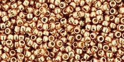 De rocaille 15/0 van het Japanse merk TOHO kan gebruikt worden om de gaafste sieraden mee te maken en zijn te koop bij kralenwinkel Limited Edition in Den Haag in de kleur TR-15-PF551..