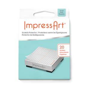 Met de scratch protector book van ImpressArt is het makkelijker werken en bescherm je je materiaal en is te koop bij kralenwinkel Limited Edition in Den Haag.