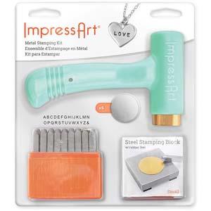 Met dit basispakket van ImpressArt kun je gelijk al aan de slag om de leukste bedels te ontwerpen en is te koop bij kralenwinkel Limited Edition in Den Haag.