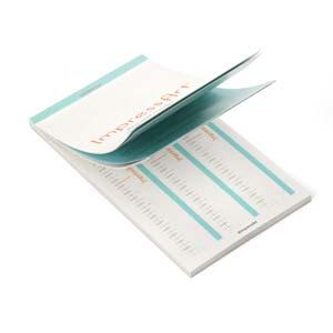 Met dit armband sticker boekje van ImpressArt kun je makkelijker een design voor je armband ontwerpen en is te koop bij kralenwinkel Limited Edition in Den Haag.