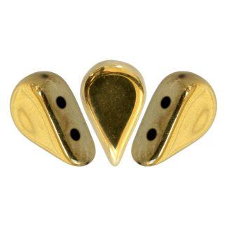 De Amos® par Puca® van het merk les Perles par Puca® is te koop bij kralenwinkel Limited Edition in Den Haag in de kleur Full Dorado.
