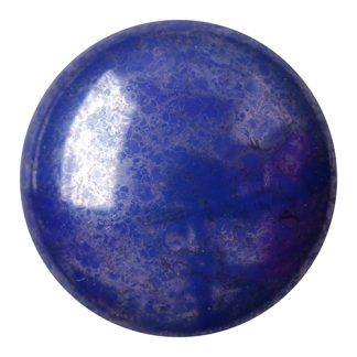 De Cabochons par Puca® van het merk les Perles par Puca® is te koop bij kralenwinkel Limited Edition in Den Haag in de kleur Opaque Sapphire Silver.